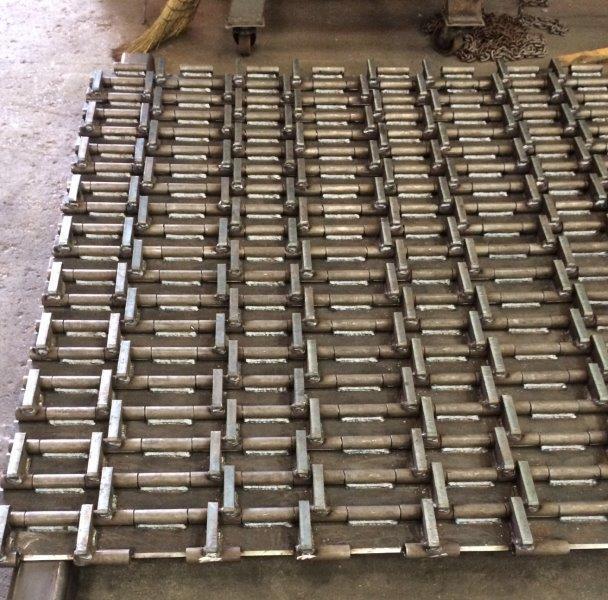 Fabricante de esteira industrial