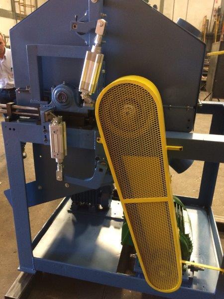 Manutenção de máquinas industriais