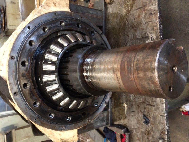 Empresa de manutenção mecânica industrial