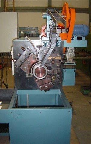 Fabricantes de máquinas especiais