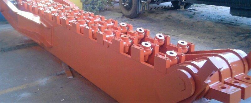 Manutenção de máquinas e equipamentos mecânicos